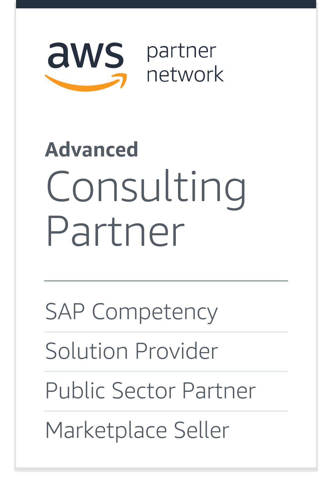 AWS Silver consulting partner logo