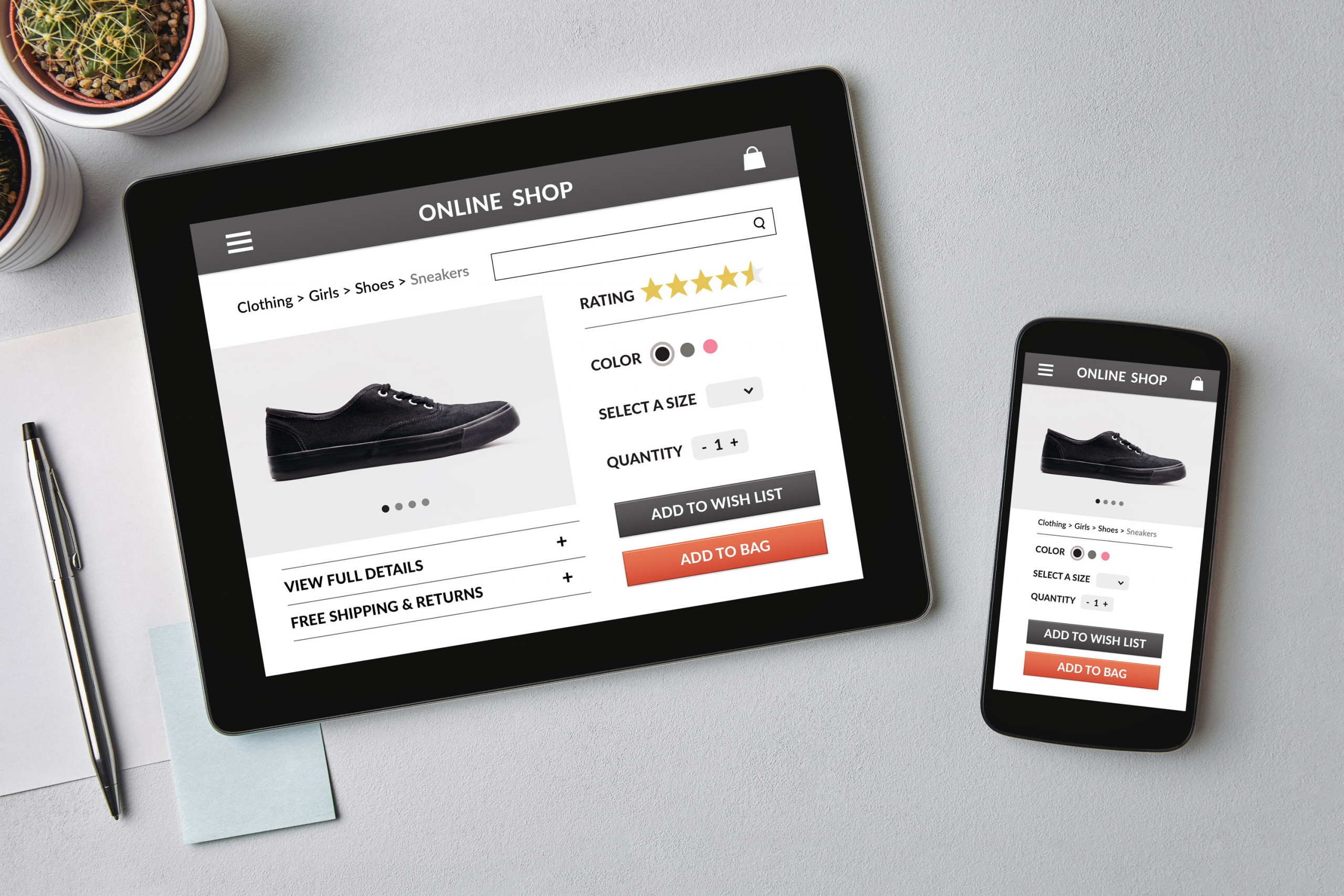 eCommerce solutions that are powerful and easy to use